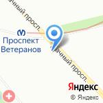 Магазин изделий из натуральных камней на карте Санкт-Петербурга