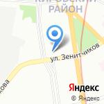 Всероссийское добровольное пожарное общество на карте Санкт-Петербурга