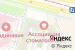 Схема проезда до компании Монолит-М в Санкт-Петербурге