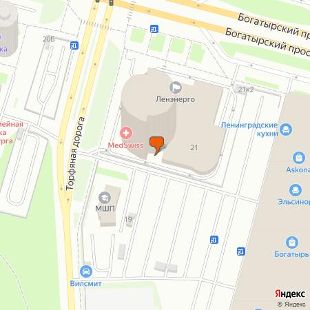 Гаккелевская ул., 21А