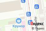 Схема проезда до компании Вуд Хаус в Санкт-Петербурге