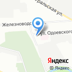 ИТ-Техник на карте Санкт-Петербурга