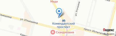 Beergrad на карте Санкт-Петербурга