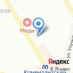 Нотариус Тарасова Н.Н. на карте Санкт-Петербурга