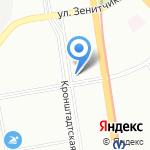 АльфаГлавСнаб на карте Санкт-Петербурга