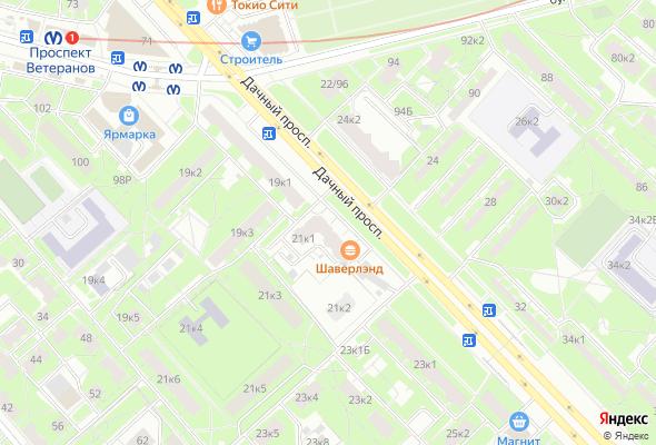 жилой комплекс Александрит