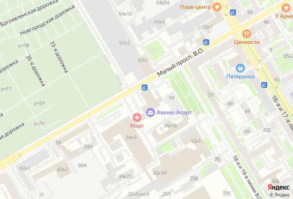 купить квартиру в ЖК Авеню на Малом