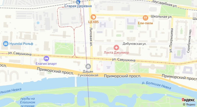 Бизнес-центр «Приморский» - превью 2