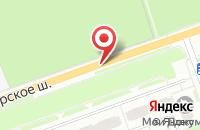 Схема проезда до компании Евролюкс в Агалатово
