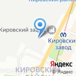 Нектар на карте Санкт-Петербурга