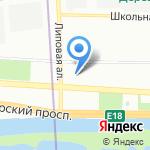 ПЕРВЫЙ САЙТ! на карте Санкт-Петербурга