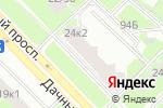 Схема проезда до компании Миру beer в Санкт-Петербурге