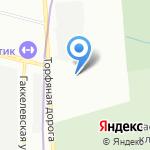 Магазин автохимии на карте Санкт-Петербурга