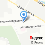 Besantini на карте Санкт-Петербурга
