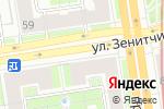 Схема проезда до компании Пингвин в Санкт-Петербурге