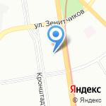 Территориальный центр социального обслуживания Кировского района на карте Санкт-Петербурга