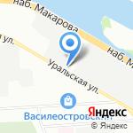 Hifi Components на карте Санкт-Петербурга