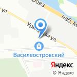 Capanna Design на карте Санкт-Петербурга
