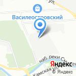 Электропромсервис на карте Санкт-Петербурга