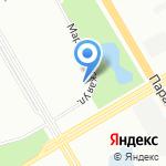Дент Союз на карте Санкт-Петербурга
