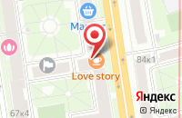 Схема проезда до компании Рустехинвест Сервис в Санкт-Петербурге