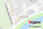Схема проезда до компании ДмСофт в Санкт-Петербурге