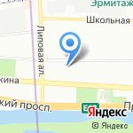 PARINAMA на карте Санкт-Петербурга