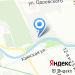 КОНТУР на карте Санкт-Петербурга
