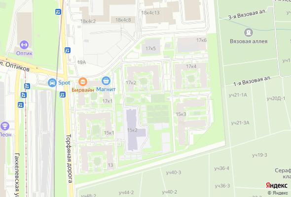 жилой комплекс ArtLine (Артлайн)