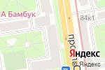 Схема проезда до компании Юлмарт в Санкт-Петербурге