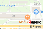 Схема проезда до компании Марчелли`s в Санкт-Петербурге