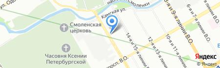 Единый Мебельный Портал на карте Санкт-Петербурга