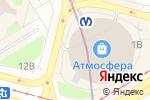 Схема проезда до компании Befree в Санкт-Петербурге