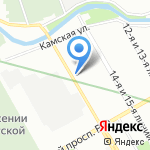 Техросс СПб на карте Санкт-Петербурга