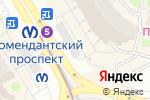 Схема проезда до компании Банкомат, Промсвязьбанк, ПАО в Санкт-Петербурге