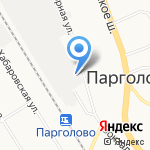 Велле на карте Санкт-Петербурга
