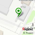 Местоположение компании Петросталь, ЗАО