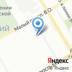 Skytent на карте Санкт-Петербурга