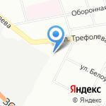 ShiftMotors на карте Санкт-Петербурга