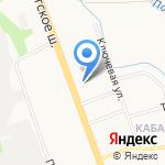Нева Сталь на карте Санкт-Петербурга