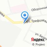 Тренажеры для дома на карте Санкт-Петербурга