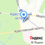 Steit Construction на карте Санкт-Петербурга