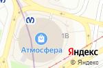 Схема проезда до компании Ecco в Санкт-Петербурге