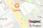 Схема проезда до компании Ами в Санкт-Петербурге
