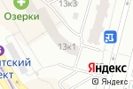 Схема проезда до компании Бричмула в Санкт-Петербурге