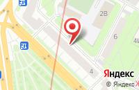 Схема проезда до компании Весторком в Санкт-Петербурге