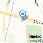 Рол-автоматика СЕВЕР на карте Санкт-Петербурга
