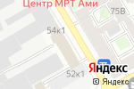 Схема проезда до компании GORA house в Санкт-Петербурге