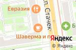 Схема проезда до компании Сливки в Санкт-Петербурге
