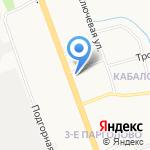 Грамор на карте Санкт-Петербурга